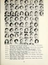 1954 Montrose High School Yearbook Page 34 & 35