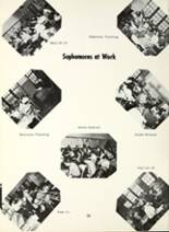 1954 Montrose High School Yearbook Page 36 & 37