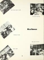 1954 Montrose High School Yearbook Page 46 & 47
