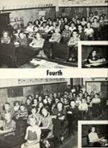 1954 Montrose High School Yearbook Page 50 & 51