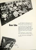 1954 Montrose High School Yearbook Page 56 & 57