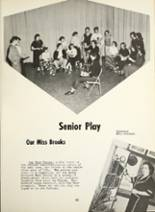 1954 Montrose High School Yearbook Page 58 & 59