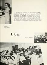 1954 Montrose High School Yearbook Page 60 & 61
