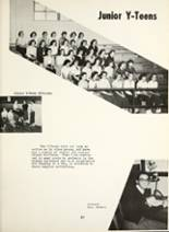 1954 Montrose High School Yearbook Page 64 & 65