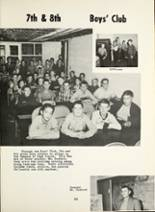 1954 Montrose High School Yearbook Page 68 & 69