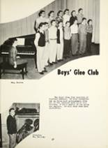 1954 Montrose High School Yearbook Page 70 & 71