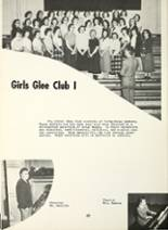 1954 Montrose High School Yearbook Page 72 & 73