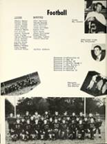 1954 Montrose High School Yearbook Page 82 & 83