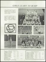 1976 Columbus High School Yearbook Page 20 & 21