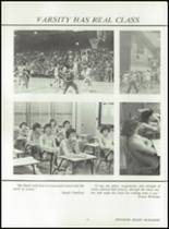 1976 Columbus High School Yearbook Page 22 & 23