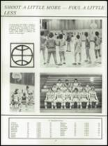 1976 Columbus High School Yearbook Page 24 & 25