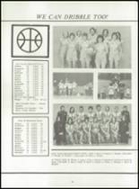 1976 Columbus High School Yearbook Page 26 & 27