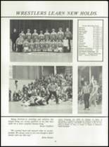 1976 Columbus High School Yearbook Page 28 & 29