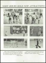 1976 Columbus High School Yearbook Page 30 & 31