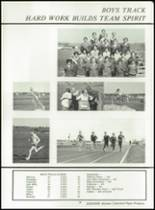 1976 Columbus High School Yearbook Page 32 & 33