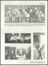 1976 Columbus High School Yearbook Page 36 & 37