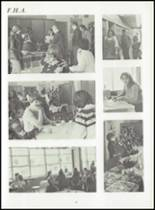 1976 Columbus High School Yearbook Page 38 & 39