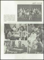 1976 Columbus High School Yearbook Page 42 & 43