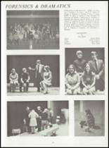 1976 Columbus High School Yearbook Page 44 & 45