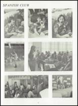 1976 Columbus High School Yearbook Page 46 & 47