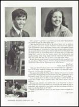 1976 Columbus High School Yearbook Page 52 & 53