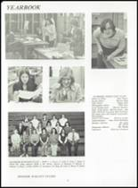 1976 Columbus High School Yearbook Page 54 & 55