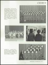 1976 Columbus High School Yearbook Page 58 & 59