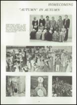1976 Columbus High School Yearbook Page 60 & 61