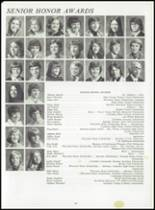 1976 Columbus High School Yearbook Page 70 & 71