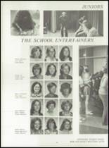 1976 Columbus High School Yearbook Page 100 & 101