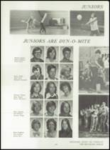 1976 Columbus High School Yearbook Page 104 & 105