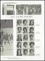 1976 Columbus High School Yearbook Page 110 & 111