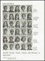 1976 Columbus High School Yearbook Page 122 & 123