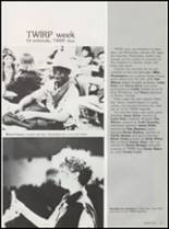 1986 Seminole High School Yearbook Page 22 & 23