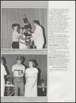 1986 Seminole High School Yearbook Page 32 & 33