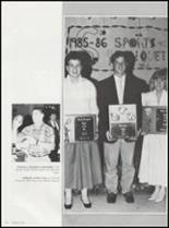 1986 Seminole High School Yearbook Page 34 & 35