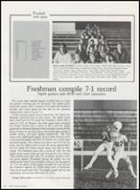 1986 Seminole High School Yearbook Page 48 & 49