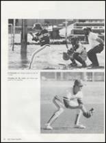 1986 Seminole High School Yearbook Page 62 & 63