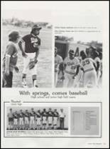 1986 Seminole High School Yearbook Page 64 & 65