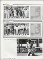 1986 Seminole High School Yearbook Page 66 & 67