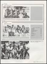 1986 Seminole High School Yearbook Page 74 & 75