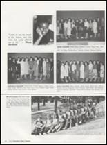 1986 Seminole High School Yearbook Page 84 & 85