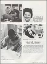 1986 Seminole High School Yearbook Page 98 & 99