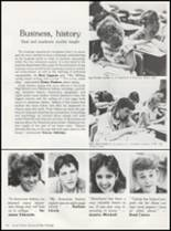 1986 Seminole High School Yearbook Page 100 & 101