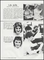 1986 Seminole High School Yearbook Page 102 & 103