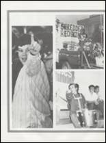 1986 Seminole High School Yearbook Page 116 & 117