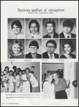 1986 Seminole High School Yearbook Page 124 & 125