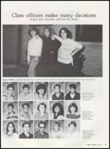 1986 Seminole High School Yearbook Page 142 & 143