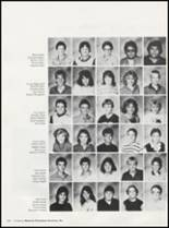 1986 Seminole High School Yearbook Page 154 & 155