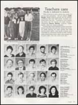 1986 Seminole High School Yearbook Page 164 & 165